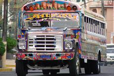 Autobus Ameryka Poludniowa