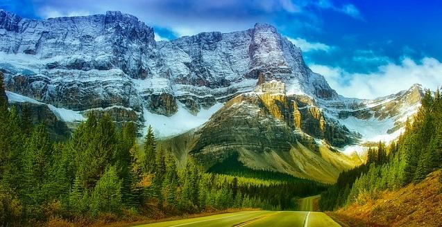 Krajobrazy Kanady