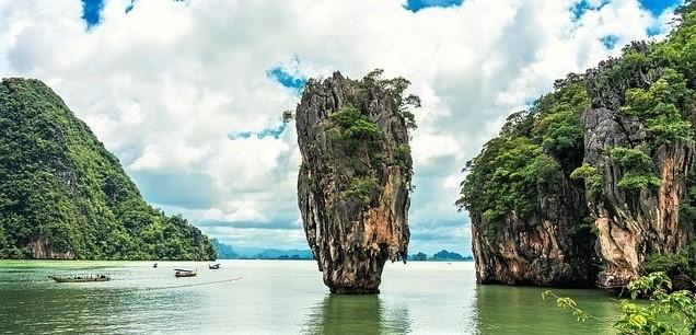 Wybrzeża Tajlandii