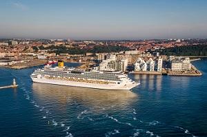 Aarhus port