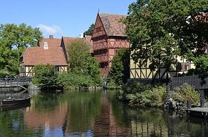 Aarhus stare miasto