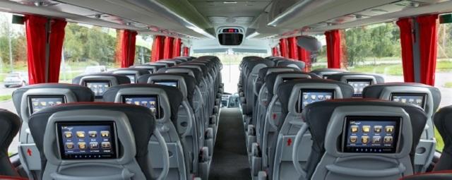 lux express kabina