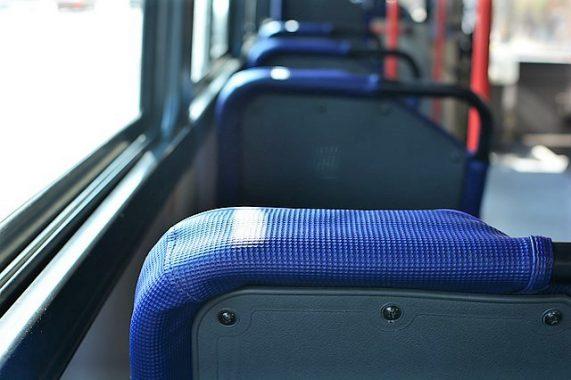 autobus siedzenia