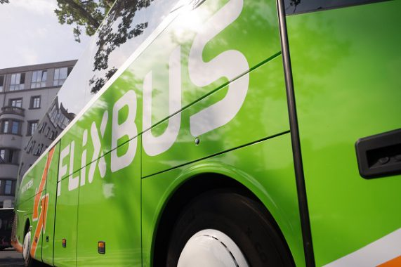 flixbus autokar