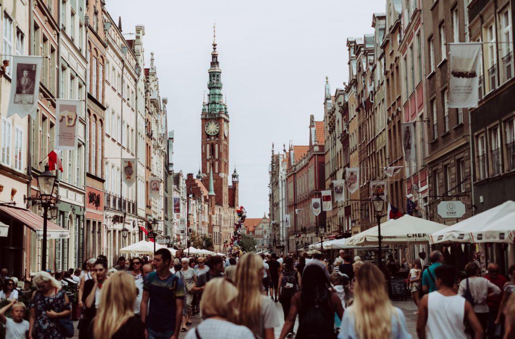 Najlepsze polskie miasta do pracy i życia