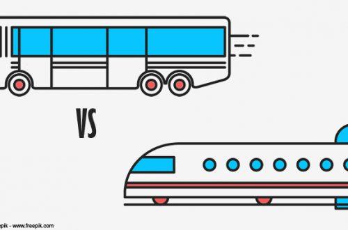 Dlaczego lepiej podróżować autokarem niż pociągiem