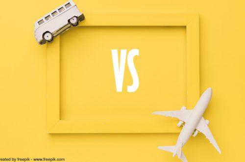 Dlaczego lepiej podróżować autokarem niż samolotem
